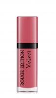 Bourjois - ROUGE EDITION Velvet - Matte lipstick - 09 - HAPPY NUDE YEAR - 09 - HAPPY NUDE YEAR
