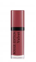 Bourjois - ROUGE EDITION Velvet - Matte lipstick - 12 - BEAU BRUN - 12 - BEAU BRUN