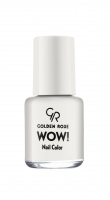 Golden Rose - WOW! Nail Color - Lakier do paznokci - 6 ml - 01 - 01
