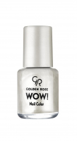 Golden Rose - WOW! Nail Color - Lakier do paznokci - 6 ml - 02 - 02