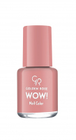 Golden Rose - WOW! Nail Color - Lakier do paznokci - 6 ml - 14 - 14