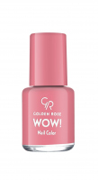 Golden Rose - WOW! Nail Color - Lakier do paznokci - 6 ml - 16 - 16