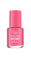 Golden Rose - WOW! Nail Color - Lakier do paznokci - 6 ml - 19 - 19