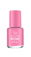 Golden Rose - WOW! Nail Color - Lakier do paznokci - 6 ml - 21 - 21