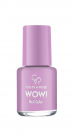 Golden Rose - WOW! Nail Color - Lakier do paznokci - 6 ml - 28 - 28