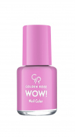 Golden Rose - WOW! Nail Color - Lakier do paznokci - 6 ml - 29 - 29