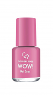 Golden Rose - WOW! Nail Color - Lakier do paznokci - O-GWW - 30 - 30