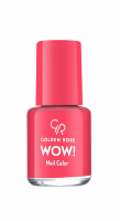 Golden Rose - WOW! Nail Color - Lakier do paznokci - 6 ml - 34 - 34