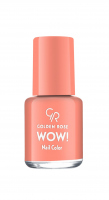 Golden Rose - WOW! Nail Color - Lakier do paznokci - 6 ml - 35 - 35