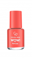 Golden Rose - WOW! Nail Color - Lakier do paznokci - 6 ml - 36 - 36
