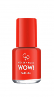 Golden Rose - WOW! Nail Color - Lakier do paznokci - 6 ml - 38 - 38