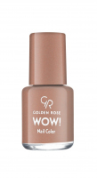 Golden Rose - WOW! Nail Color - Lakier do paznokci - 6 ml - 45 - 45
