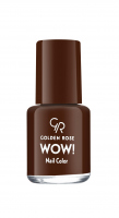 Golden Rose - WOW! Nail Color - Lakier do paznokci - 6 ml - 48 - 48