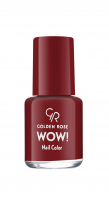 Golden Rose - WOW! Nail Color - Lakier do paznokci - 6 ml - 52 - 52