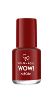 Golden Rose - WOW! Nail Color - Lakier do paznokci - 6 ml - 53 - 53