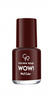 Golden Rose - WOW! Nail Color - Lakier do paznokci - 6 ml - 54 - 54