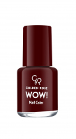 Golden Rose - WOW! Nail Color - Lakier do paznokci - 6 ml - 58 - 58