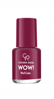 Golden Rose - WOW! Nail Color - Lakier do paznokci - 6 ml - 61 - 61