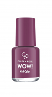 Golden Rose - WOW! Nail Color - Lakier do paznokci - 6 ml - 62 - 62