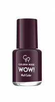 Golden Rose - WOW! Nail Color - Lakier do paznokci - 6 ml - 63 - 63