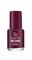 Golden Rose - WOW! Nail Color - Lakier do paznokci - 6 ml - 66 - 66