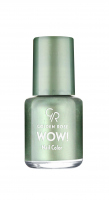 Golden Rose - WOW! Nail Color - Lakier do paznokci - O-GWW - 68 - 68