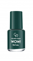 Golden Rose - WOW! Nail Color - Lakier do paznokci - 6 ml - 71 - 71