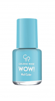 Golden Rose - WOW! Nail Color - Lakier do paznokci - 6 ml - 72 - 72