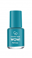 Golden Rose - WOW! Nail Color - Lakier do paznokci - 6 ml - 74 - 74