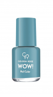 Golden Rose - WOW! Nail Color - Lakier do paznokci - O-GWW - 75 - 75