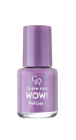 Golden Rose - WOW! Nail Color - Lakier do paznokci - 6 ml - 78 - 78