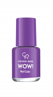 Golden Rose - WOW! Nail Color - Lakier do paznokci - 6 ml - 79 - 79