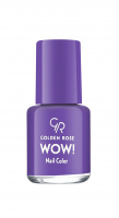 Golden Rose - WOW! Nail Color - Lakier do paznokci - O-GWW - 80 - 80