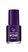 Golden Rose - WOW! Nail Color - Lakier do paznokci - 6 ml - 81 - 81