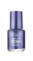 Golden Rose - WOW! Nail Color - Lakier do paznokci - 6 ml - 82 - 82