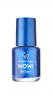 Golden Rose - WOW! Nail Color - Lakier do paznokci - O-GWW - 84 - 84