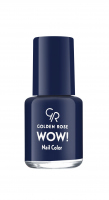 Golden Rose - WOW! Nail Color - Lakier do paznokci - 6 ml - 86 - 86