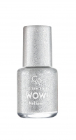 Golden Rose - WOW! Nail Color - Lakier do paznokci - O-GWW - 201 - 201