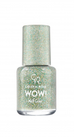 Golden Rose - WOW! Nail Color - Lakier do paznokci - 6 ml - 204 - 204
