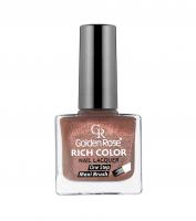 Golden Rose - RICH COLOR - Nail Lacquer - Długotrwały lakier do paznokci - 119 - 119