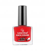 Golden Rose - RICH COLOR - Nail Lacquer - Długotrwały lakier do paznokci - 121 - 121