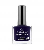 Golden Rose - RICH COLOR - Nail Lacquer - Długotrwały lakier do paznokci - 128 - 128