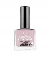 Golden Rose - RICH COLOR - Nail Lacquer - Długotrwały lakier do paznokci - 130 - 130