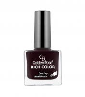 Golden Rose - RICH COLOR - Nail Lacquer - Długotrwały lakier do paznokci - 134 - 134