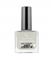 Golden Rose - RICH COLOR - Nail Lacquer - Długotrwały lakier do paznokci - 136 - 136
