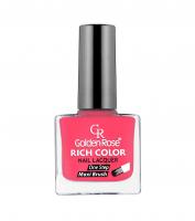 Golden Rose - RICH COLOR - Nail Lacquer - Długotrwały lakier do paznokci - 07 - 07