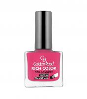 Golden Rose - RICH COLOR - Nail Lacquer - Długotrwały lakier do paznokci - 09 - 09