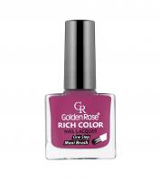 Golden Rose - RICH COLOR - Nail Lacquer - Długotrwały lakier do paznokci - 14 - 14