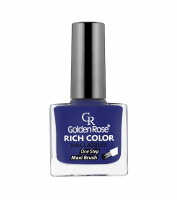 Golden Rose - RICH COLOR - Nail Lacquer - Długotrwały lakier do paznokci - 16 - 16