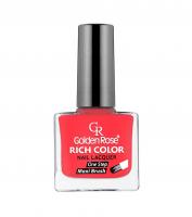 Golden Rose - RICH COLOR - Nail Lacquer - Długotrwały lakier do paznokci - 17 - 17